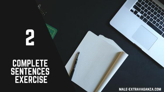 Teachable-Attitude-complete-sentences-exercise