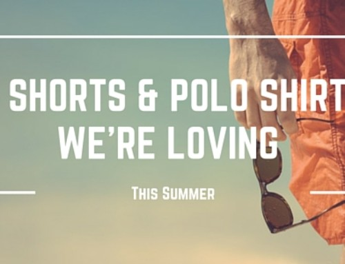 9 Shorts & Polo Shirts We're Loving This Summer