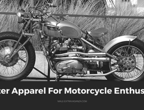 Winter Apparel For Motorcycle Enthusiasts