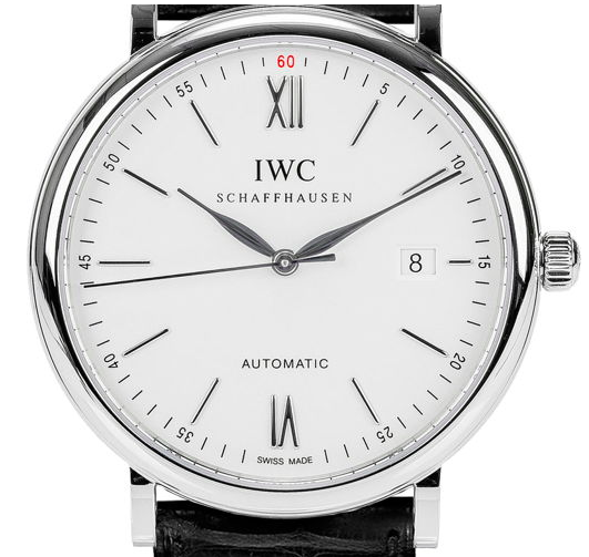 6. IWC Portofino Automatic Men's Steel